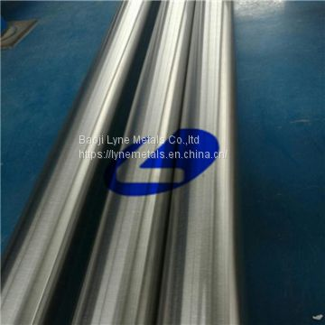 Supplier ASTM B862 Titanium welding tube and pipe of Titanium