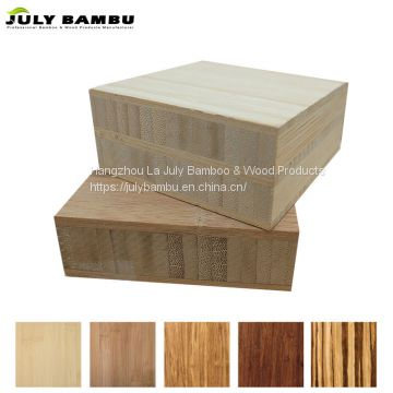 Best Price 40mm Bamboo Plywood Use for Laminated Kitchen countertop, bamboo plank.