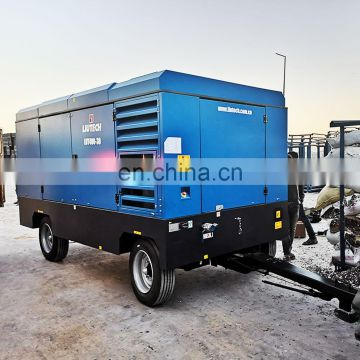 Multifunctional calsonic PKS air compressor for mining