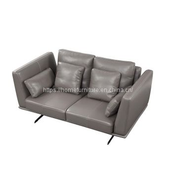 Modern Contemporary Love Seat Sofa for Home Use