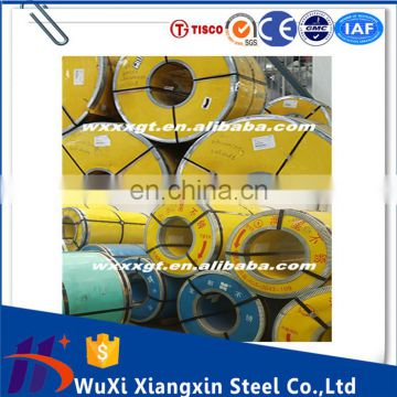 Mirror Finish Thin Thickness Stainless Steel Sheet Coil 2507
