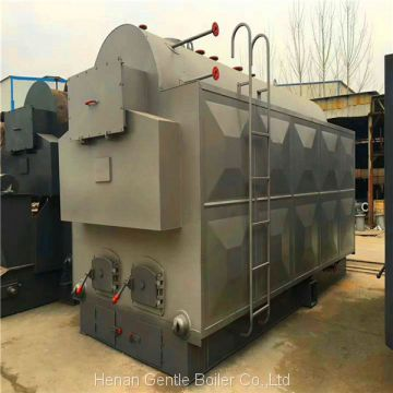 2 ton 2000kg/h Industrial Horizontal Wood Biomass Steam Boiler for Rice Mill Machine