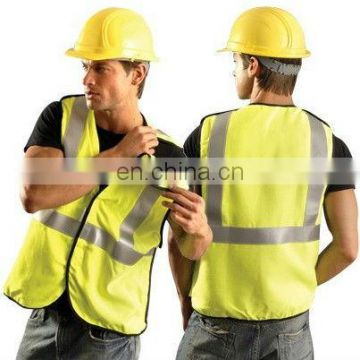 High visibility Break-Away safety vests