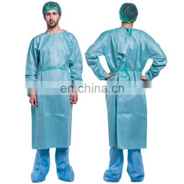 Green Sterile Disposable Operation Theatre surgical gown