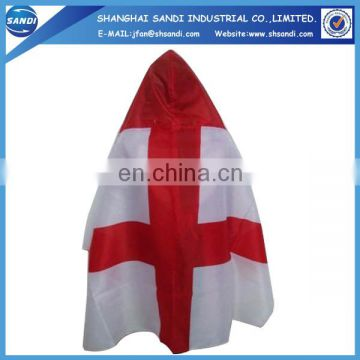 100% polyester with water proof body flag