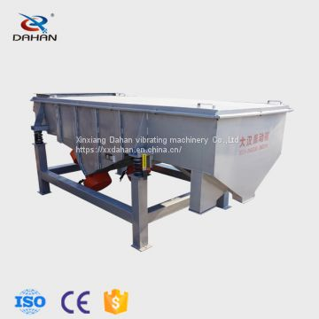 Industrial Screening Linear Vibrating Screen For Size Grading