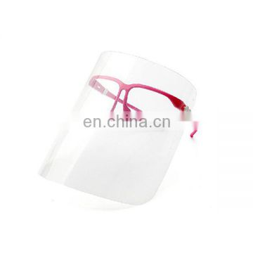 Popular anti dust whole clear holder transparent plastic face mask surgical mask disposable face mask for restaurant