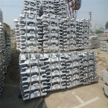 Best selling lead ingot--high purity&best price&excellent quality