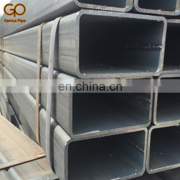 2018 hot new products 40x80 galvanized rectangular hollow section steel pipe