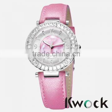 Luxury and Charm Looking Alloy Gift Promotion Watch For Lady