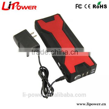 Lipower V18 18000mAh lithium Car Jump Starter with 800A peak current for all 12v cars