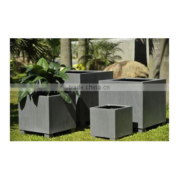 New Style Light Cement Planter, Glass Reinformed Concrete GRC, Polystone Planter, Table Stone in series Vietnam pottery