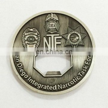Cheap Price Brass Type Commemorative Coin Custom Sports Challenge Coin