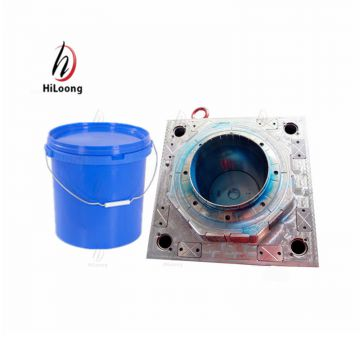 plastic products moulding part injection mould mop bucket mold