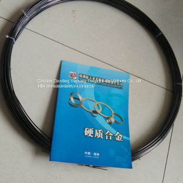 White Molybdenum wires,  Black Moly wires for heating oven