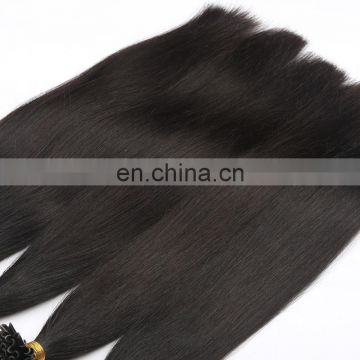 Top Quality Prebonded Human Hair, Flat ,U ,V I Tip Keratin Wholesale Brazilian Hair Extension