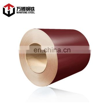 pre-painted galvanized steel coil prime good price PPGI for roofing