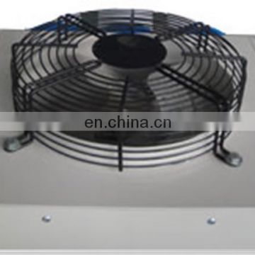 Industrial air cooler with two fan motors mobile design
