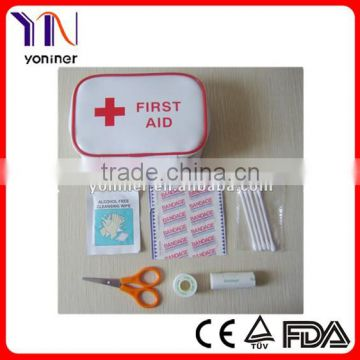 Surgical waterproof first aid kit bag