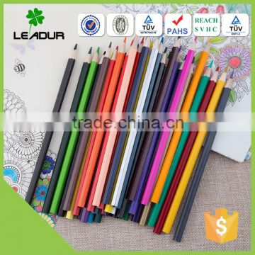 Personal customized 24/48 pcs high quality color pencil set                                                                         Quality Choice