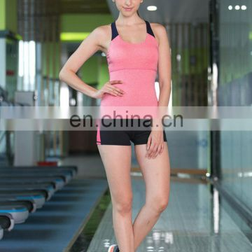 wholesale oem customized sportswear shorts clothes yoga tank top pants leggings