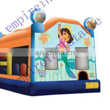 inflatable toys, inflatable party jumper, cheap bouncer d123