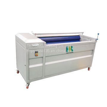 Automatic fruit and vegetable peeling machine / polishing machine