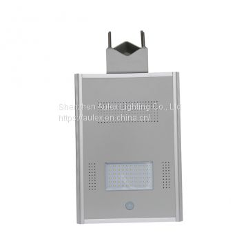 Outdoor IP65 waterproof 60w solar outdoor led lamps pole solar light solar project integrated solar street lights