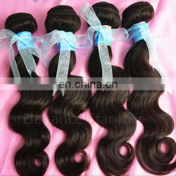 alibaba express healthy 10 inch body wave brazilian very remy human hair extention