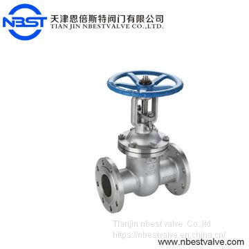 ANSI 150LB  Stainless Steel Oil And Gas Pipeline Flanged CF8M Globe Valve