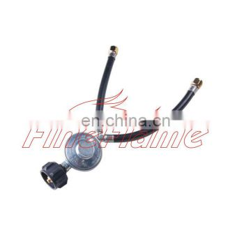 Hose Assembly Low Pressure Regulator With Rubber Hose