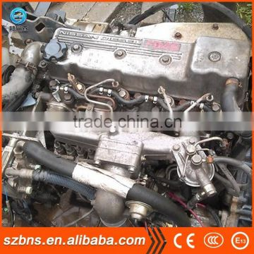 Japan used car auto BD30 diesel engine and gearbox sale , Quality Choice