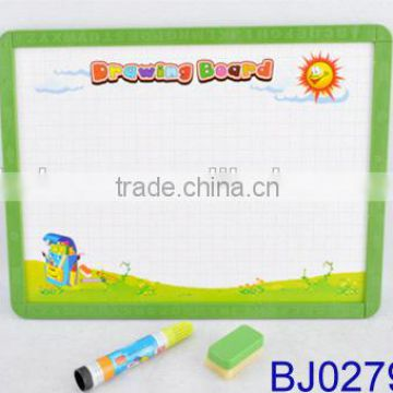 Cheap toy wholesale factory plastic kids practical drawing board
