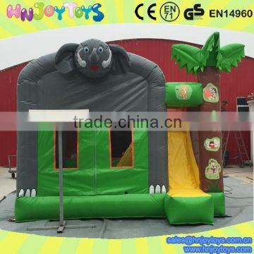 Animal Outdoor Playground Elephant Children Play Game Adult