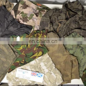 Military Clothes Mix
