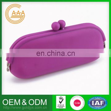 Reasonable Price Customized Oem Cute Custom Design Silicone Rubber Coin Mini Purse