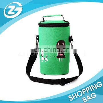 Polyester Durable Hard Liner Kid Food Delivery Carry golf bag