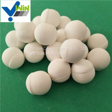 High alumina ceramic grinding ball /beads with good quality