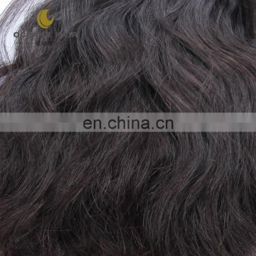 Natural way brazilian human hair extensions pieces