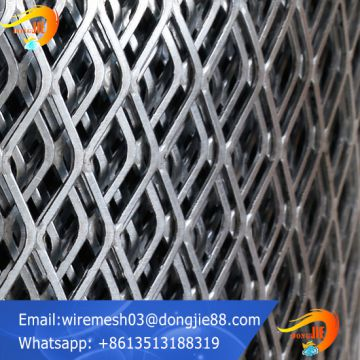 reasonable price diamond hole expanded metal supplier