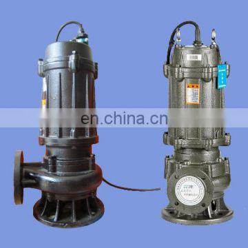 High quality submersible sewage dewatering pump suppliers