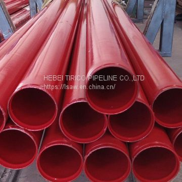 Power Plant / Backwater Walks Carbon Steel Pipe Spiral Pipe