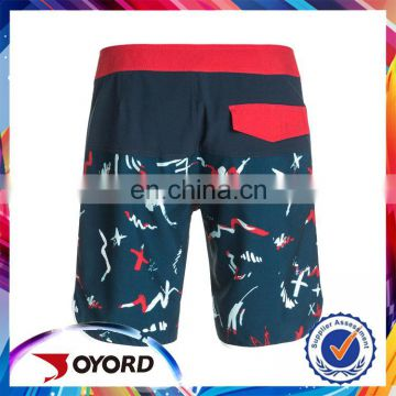 2015 hot sale lycra beach shorts for female
