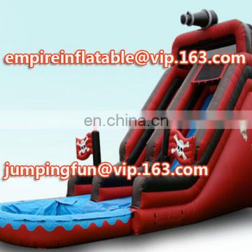Medium-sized inflatable pirate slide for kids and adults for fun ID-SLM027