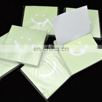 cute self-adhesive sticky notes