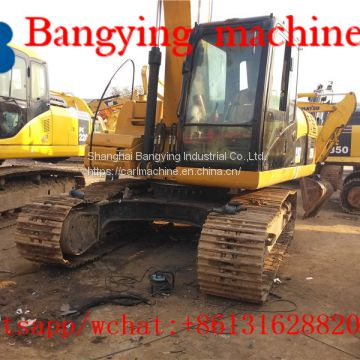 used CAT 320D cralwer excavator   320dl/320d2