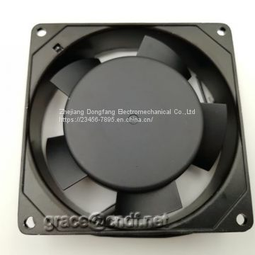 CNDF industrial ventilation exhaust fans 92x92x25mm ac cooling fan TA9225HSL-2  220/240VAC