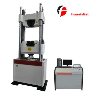 rubber tensile testing equipment