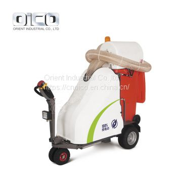OR-MAMUT industrial vacuum sweeper battery powered