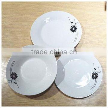 ceramic taco plates porcelain soup plate ceramic deep plate & ceramic taco plates porcelain soup plate ceramic deep plate of ...